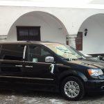 Das Hochzeitsauto